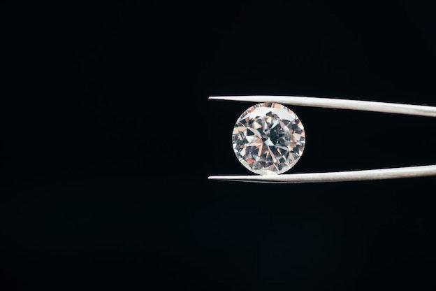 Diamant einzeln